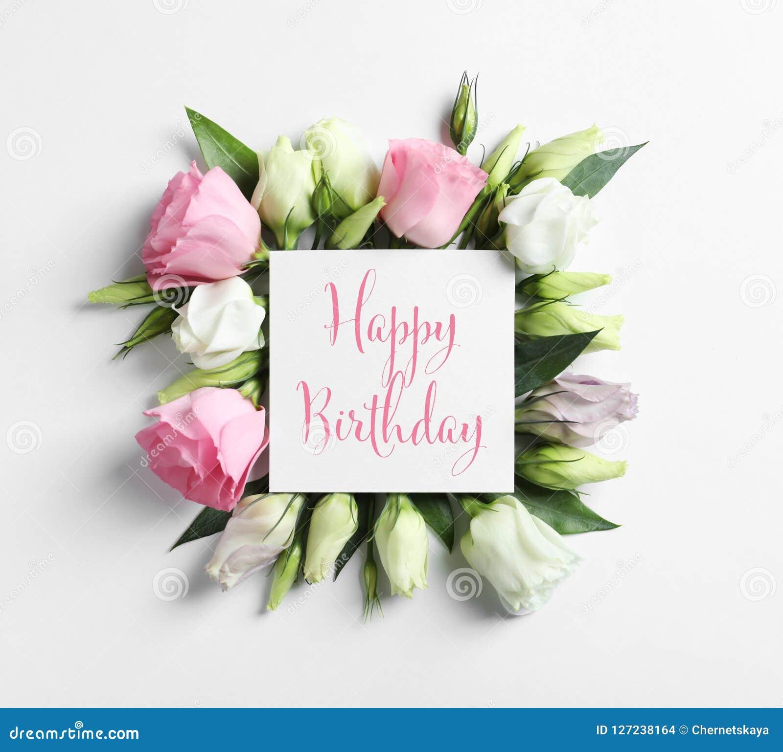 Immagini Fiori Buon Compleanno
