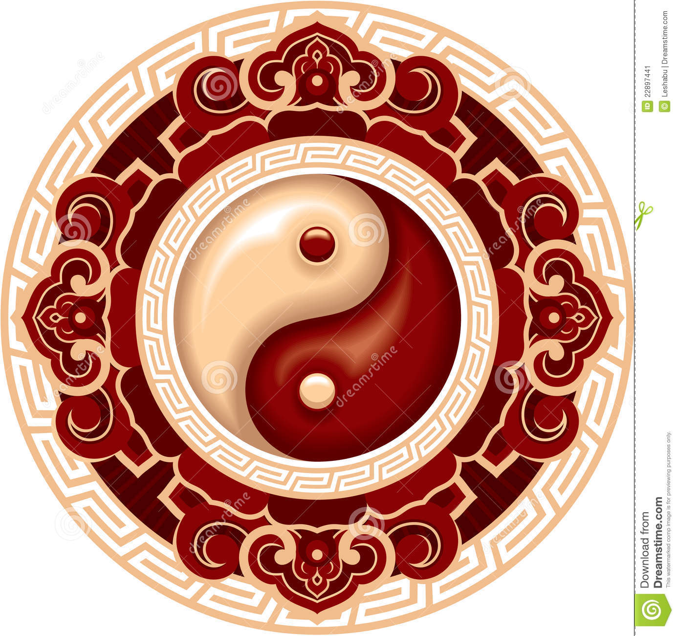 Composizione in Yin Yang