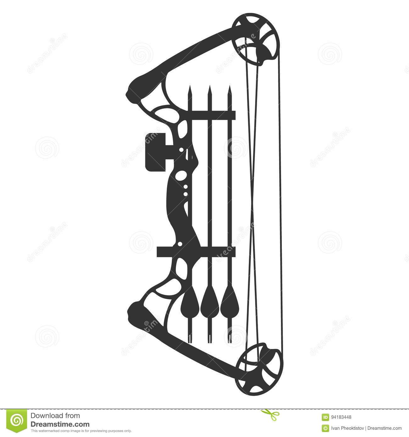 Crossbow Cartoons, Illustrations & Vector Stock Images ...
