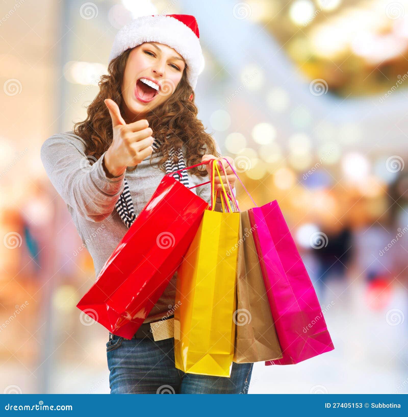 Compra do Natal. Vendas