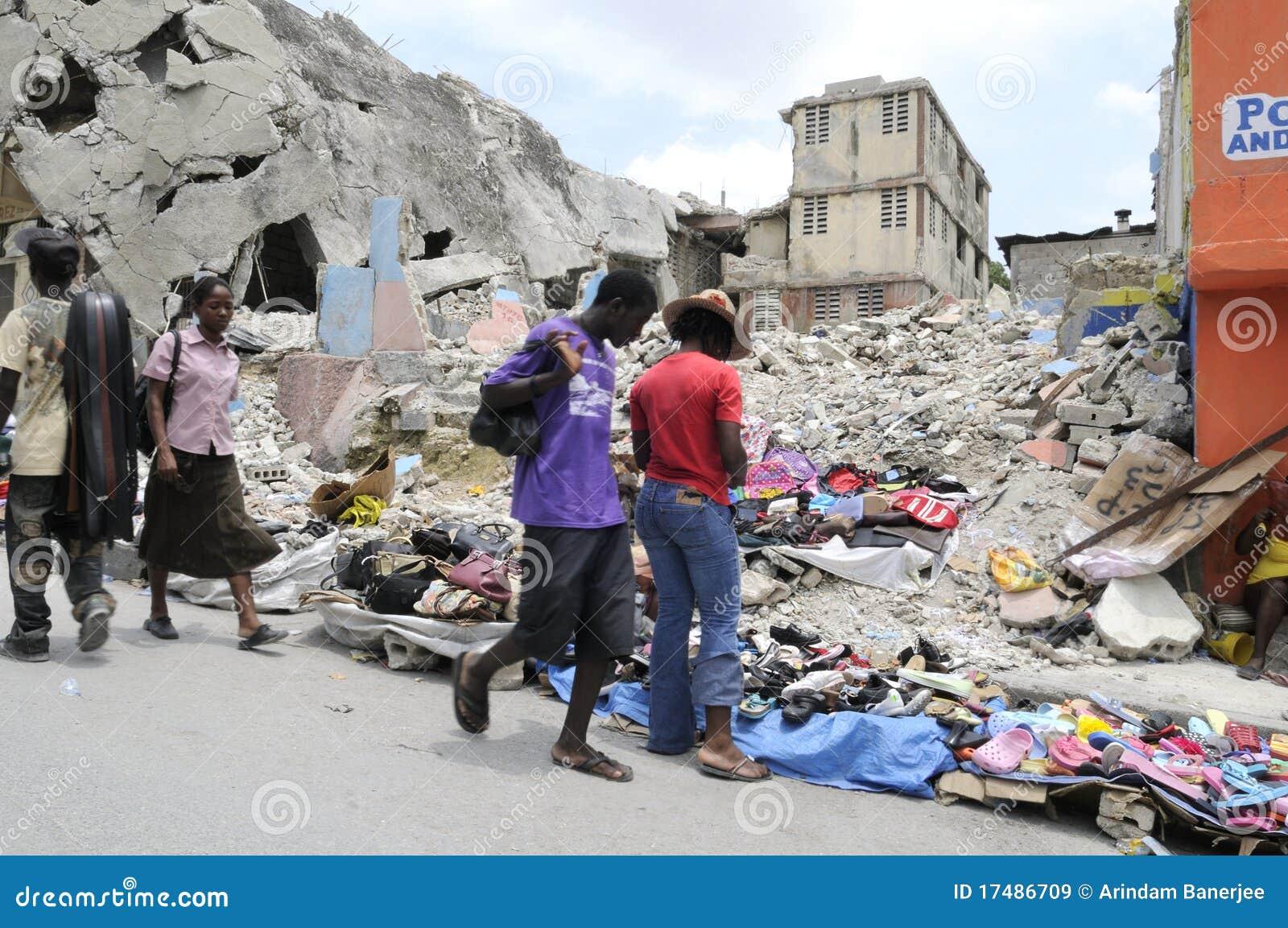 Compra em Haiti.