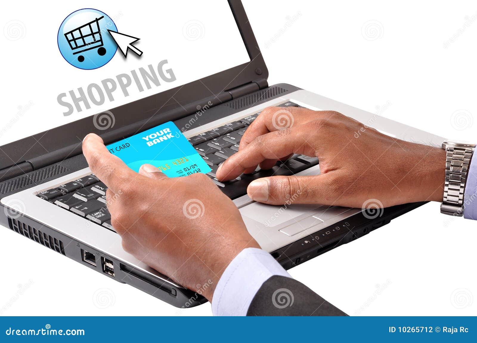 Compra em linha