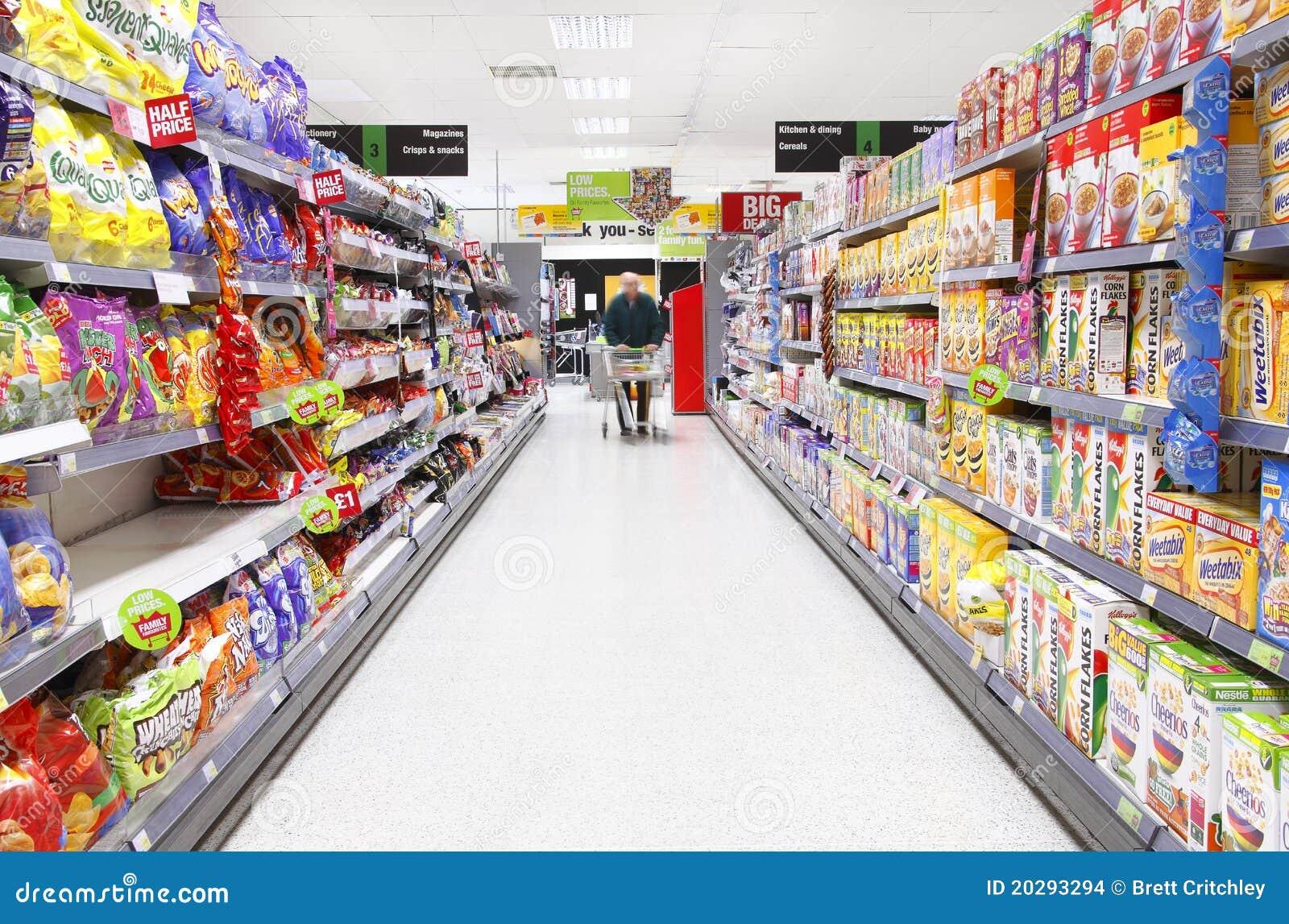 Compras de alimento