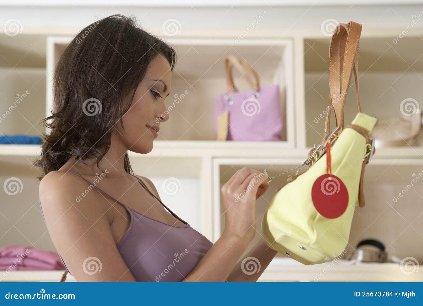 Compras de la mujer