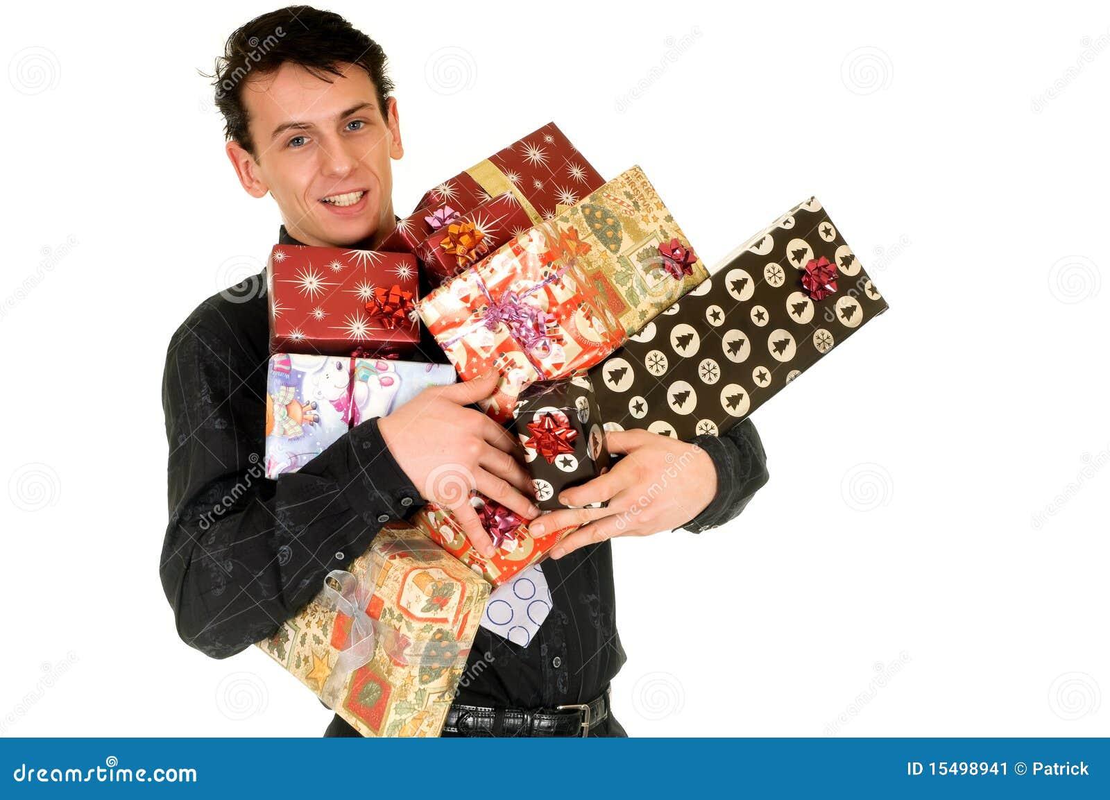 Compras de la Navidad