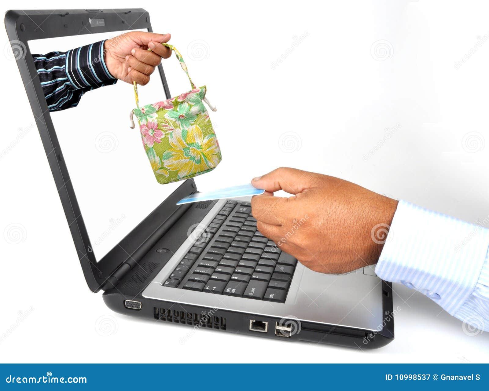 Compras del Internet