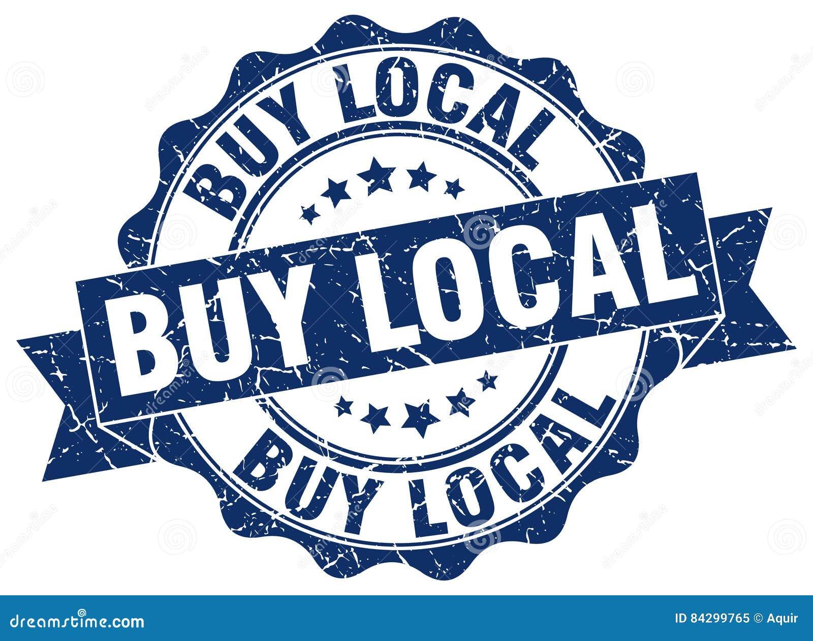 Compre o selo local