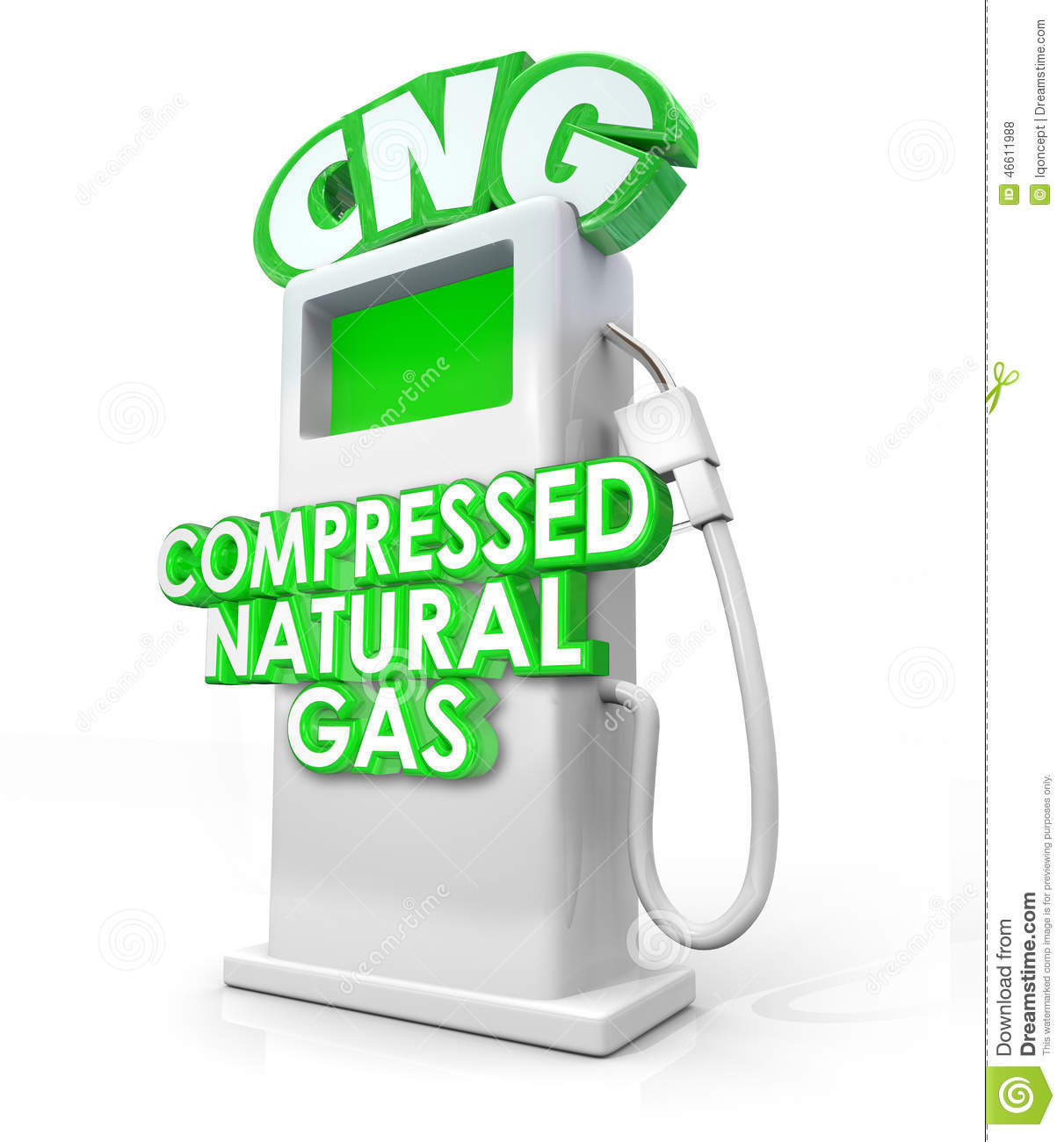 compressed natural gas Liquefied natural gas or lng is the second form of natural gas – compressed natural gas is the first natural gas becomes a liquid after it is purified and super-cooled it to -260°f.