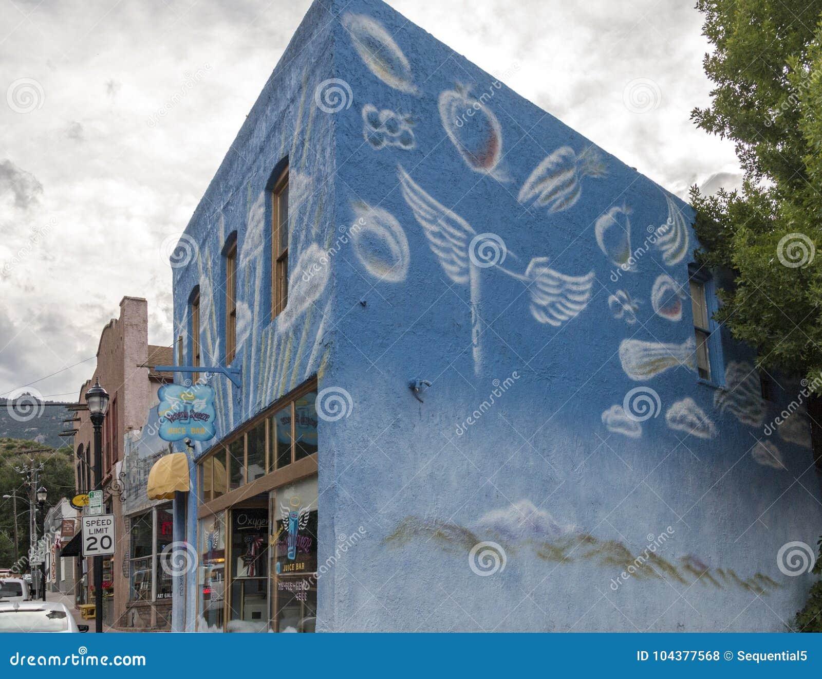 Compression merveilleuse en ressorts de Manitou, le Colorado