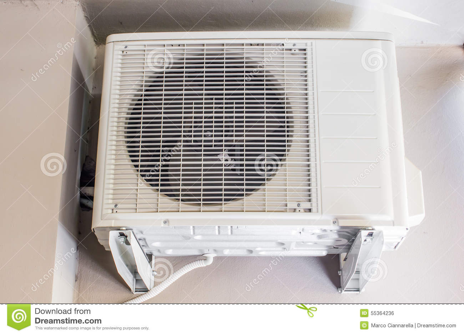 Compressore d aria di un sistema di condizionamento d aria
