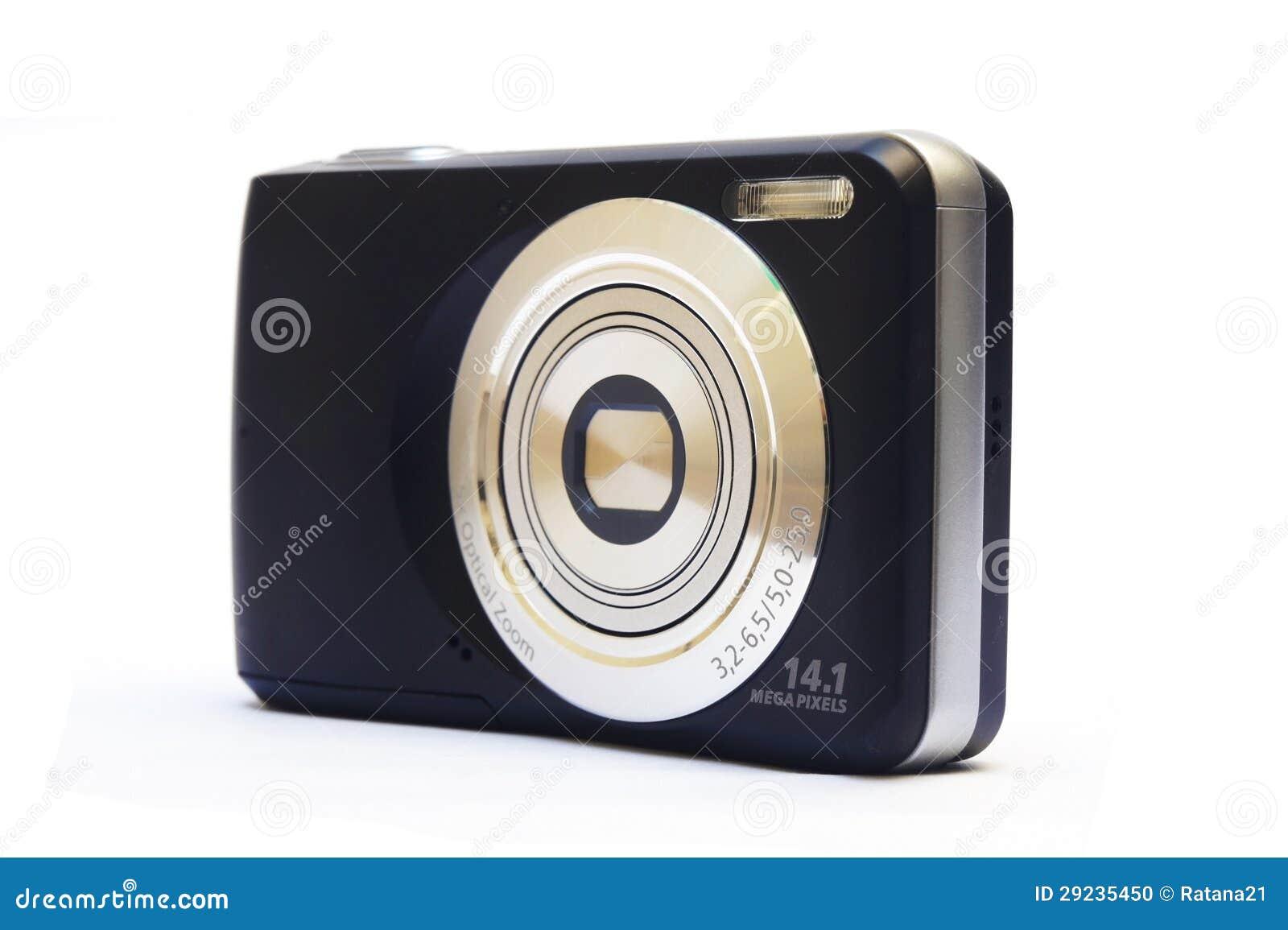 Download Comprima a câmara digital foto de stock. Imagem de imaging - 29235450