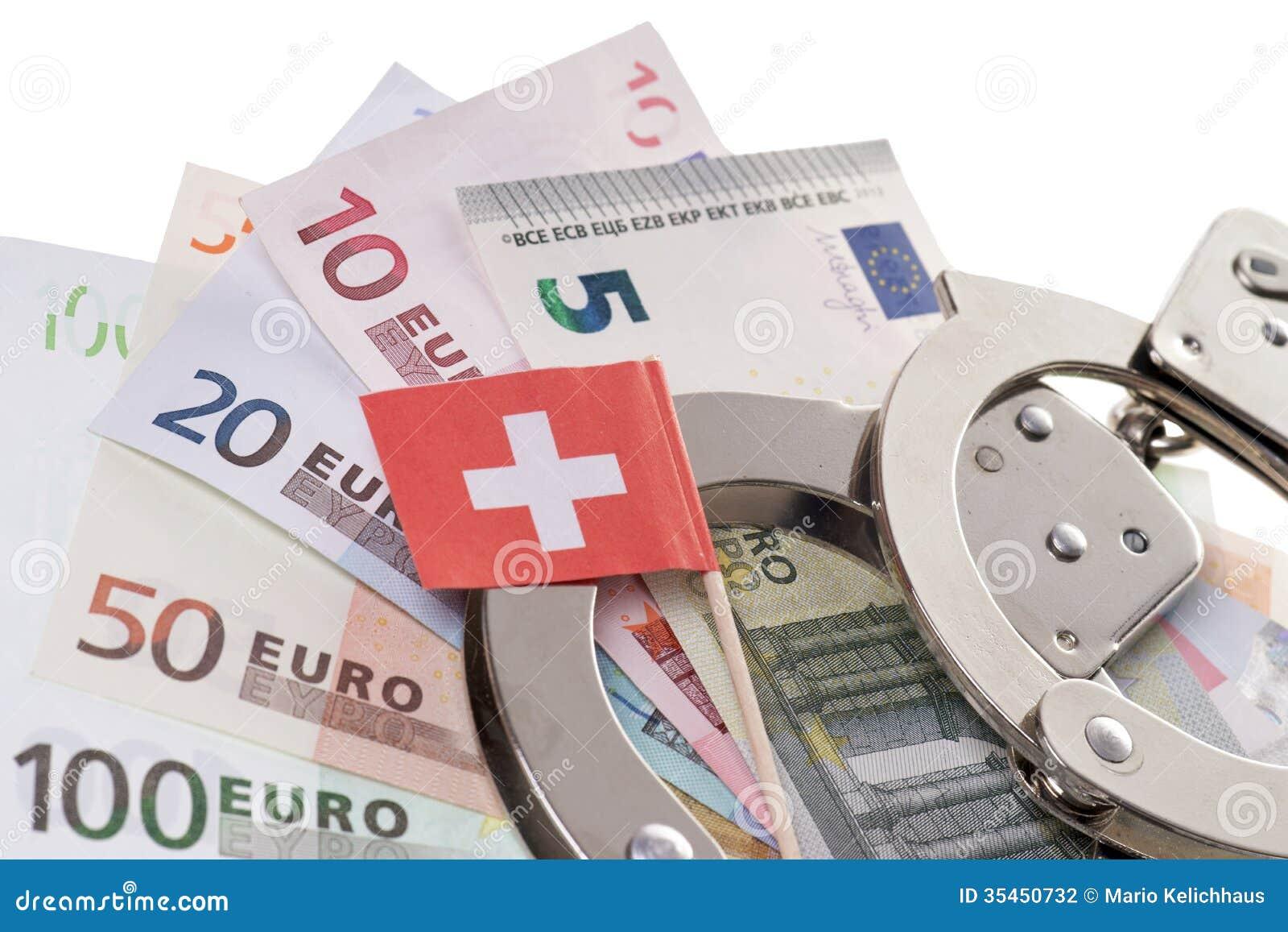 Compte Bancaire Suisse Photo Stock Image Du Fraude Impt