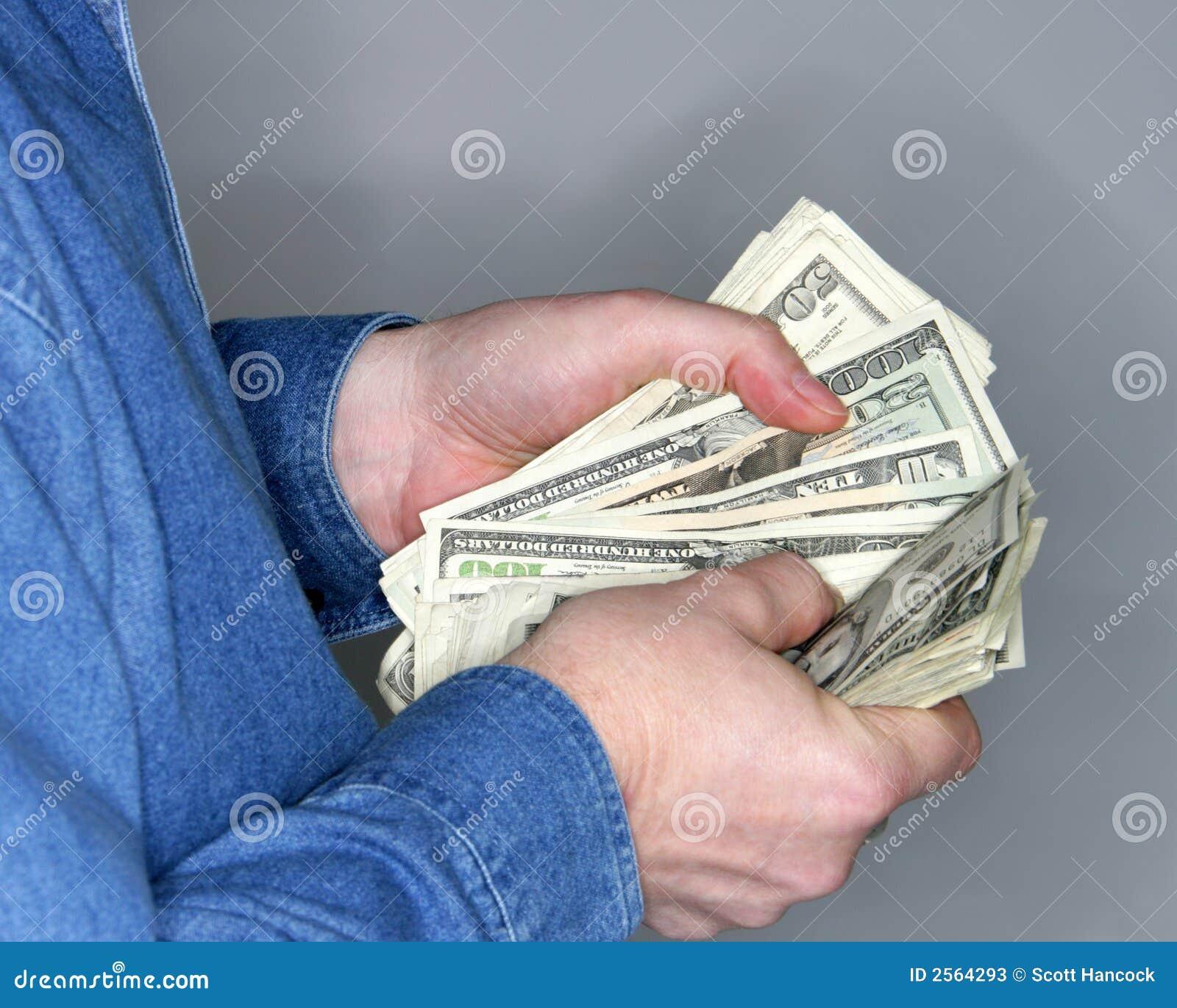 Compte de l argent comptant