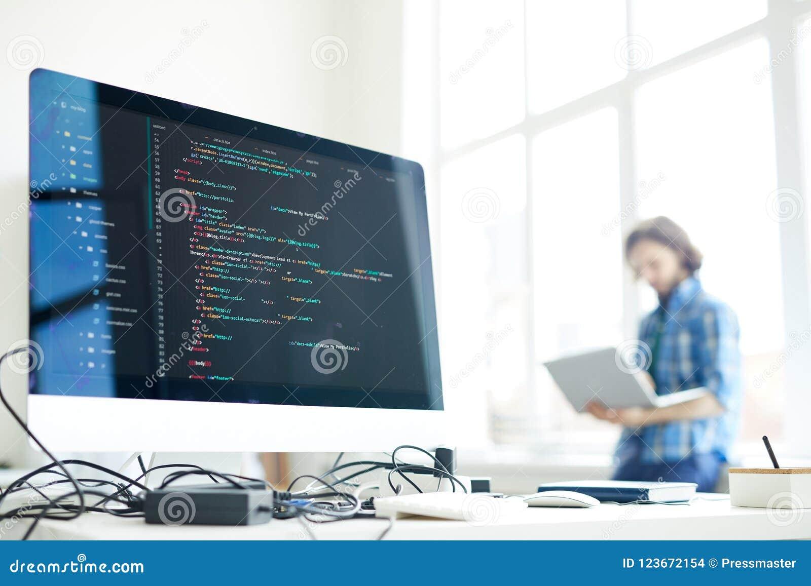 Computador do programador
