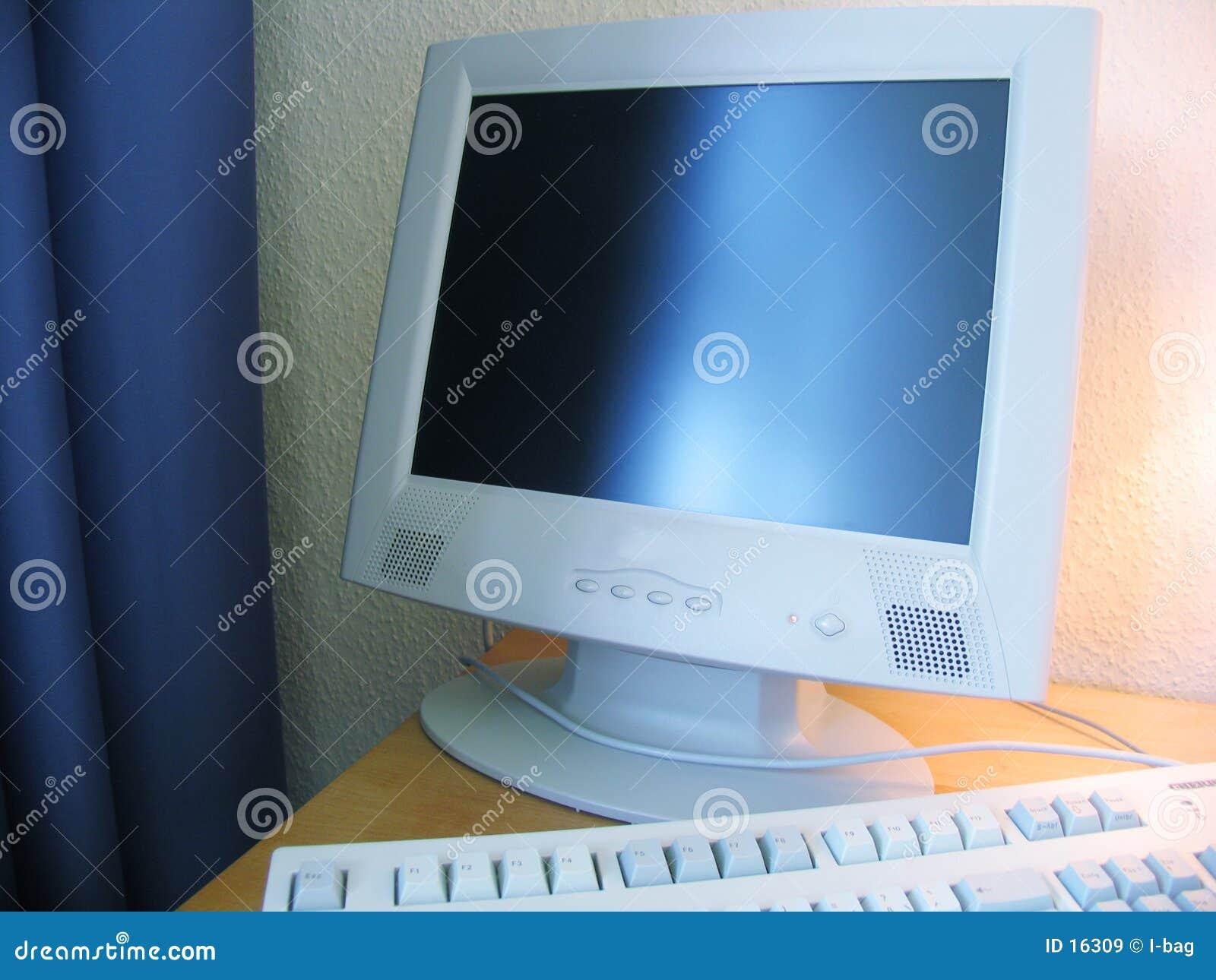 Computador no hotel