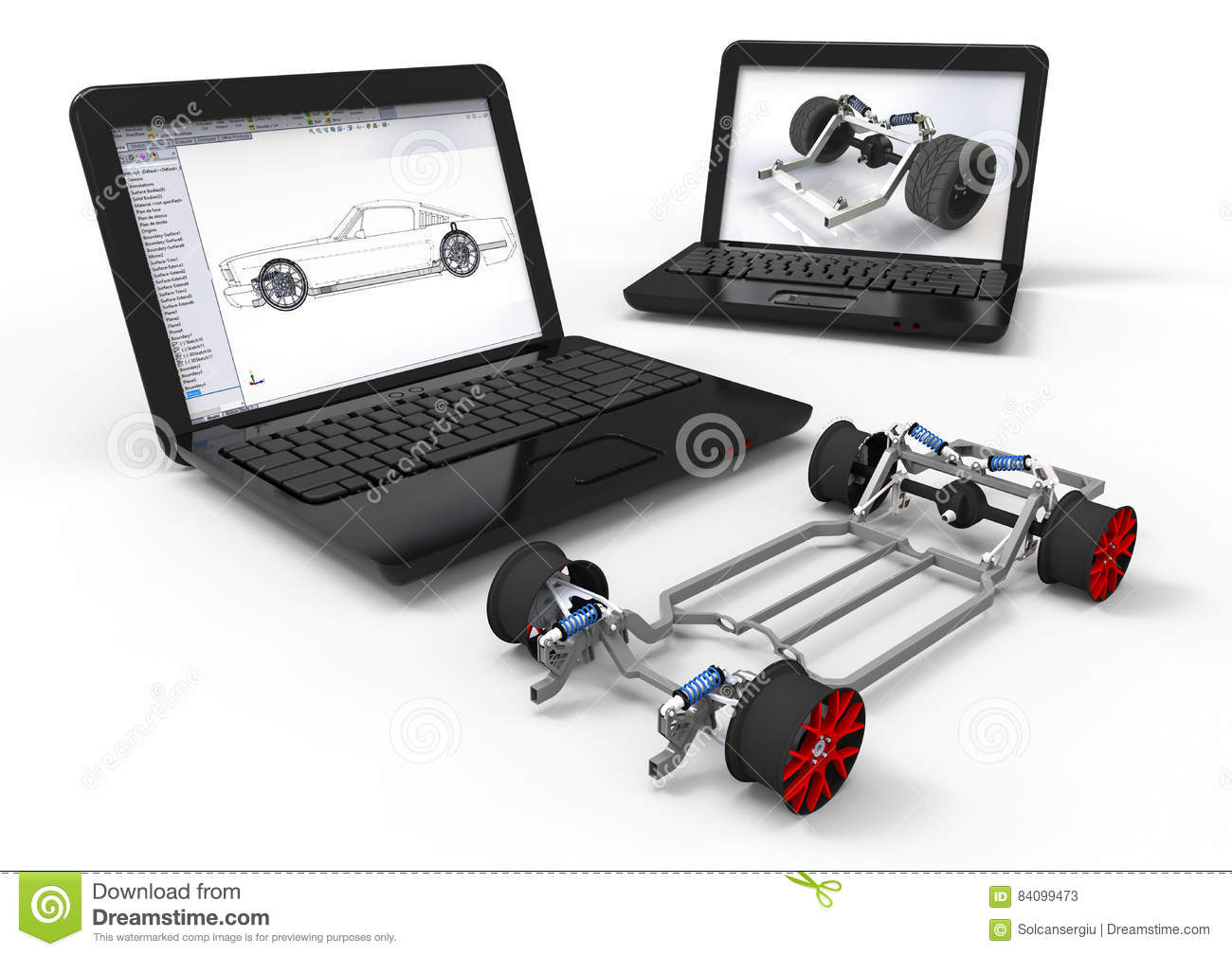 computer aided design stock illustration image 84099473