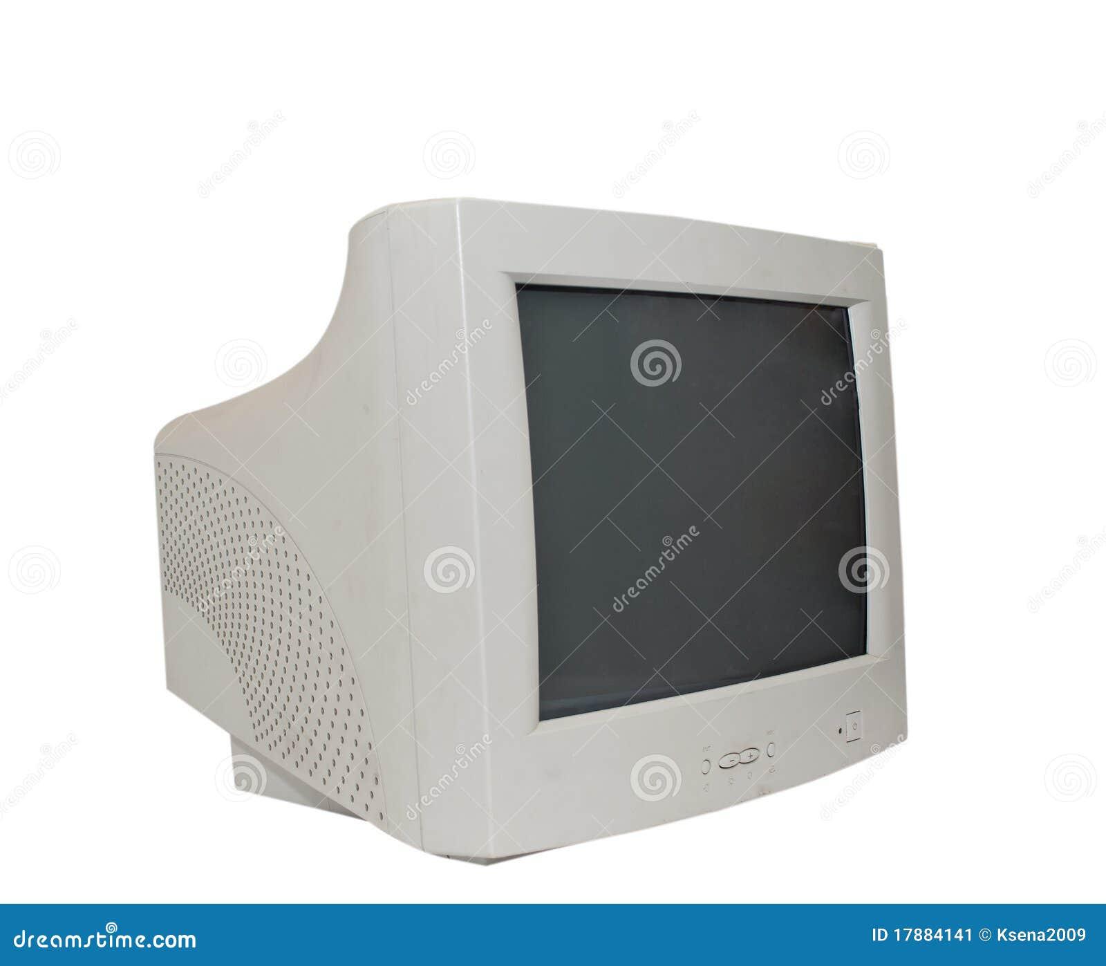 Computer-altes Überwachungsgerät