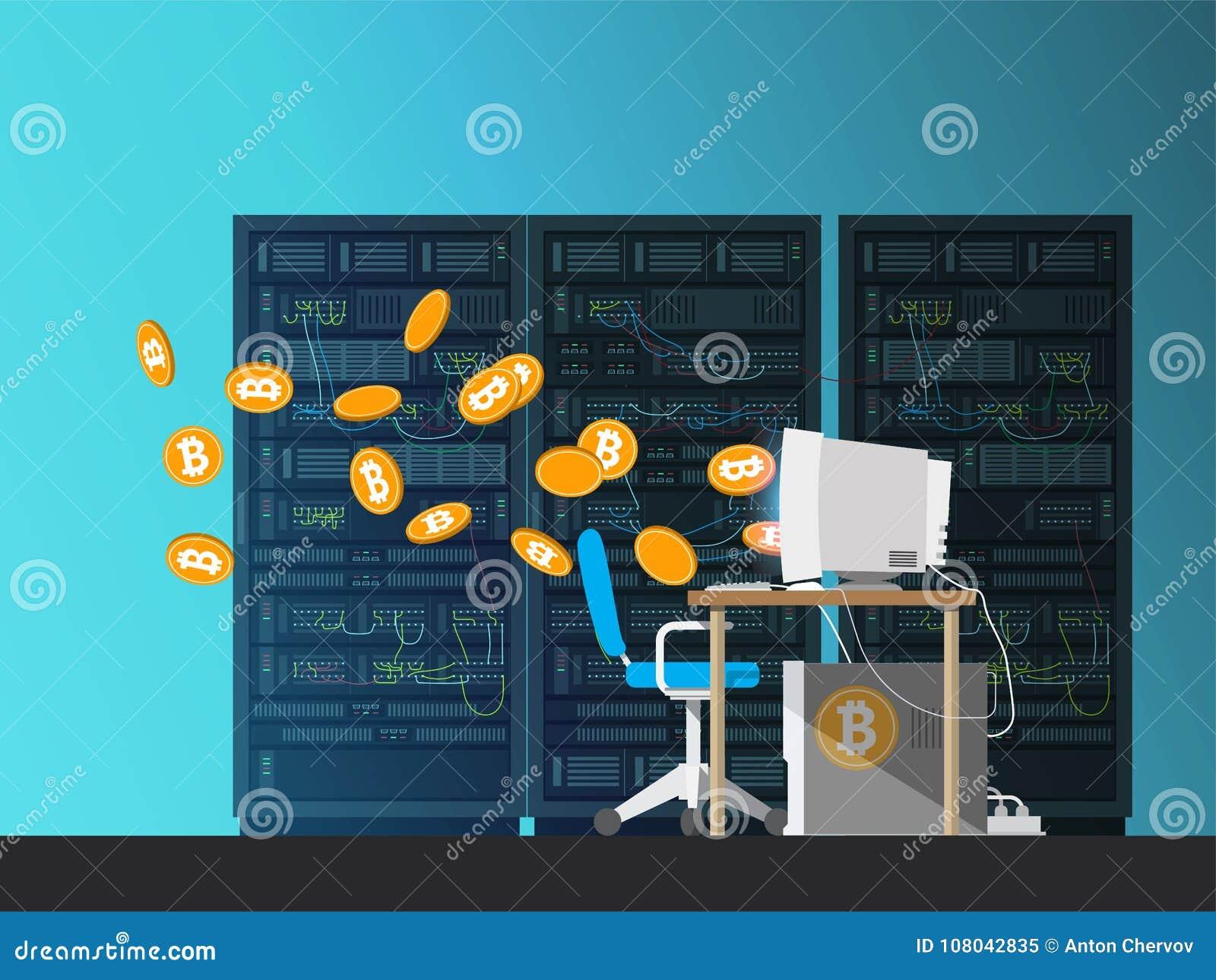 cryptocurrency exchange server