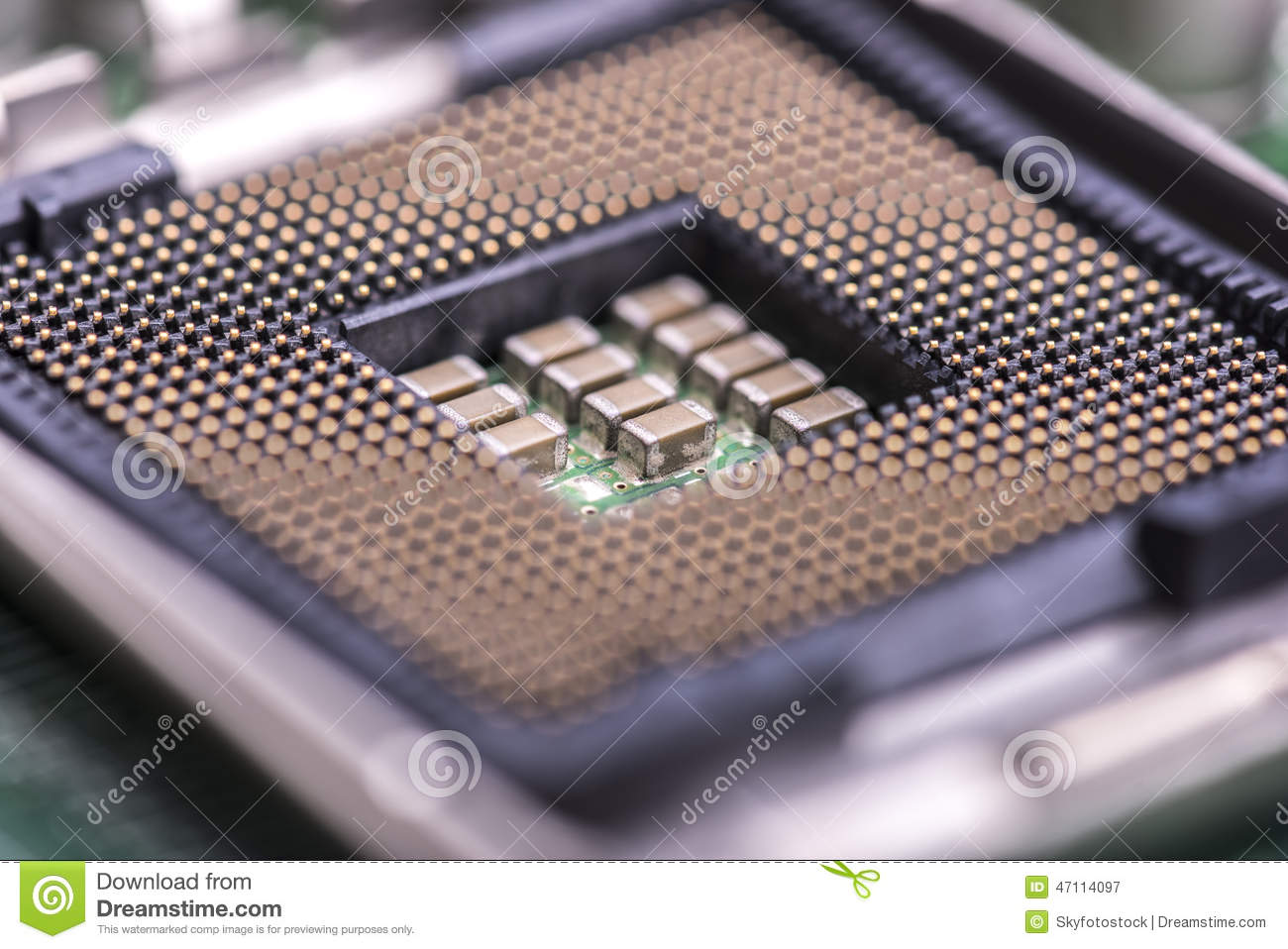 Central processing unit and memory