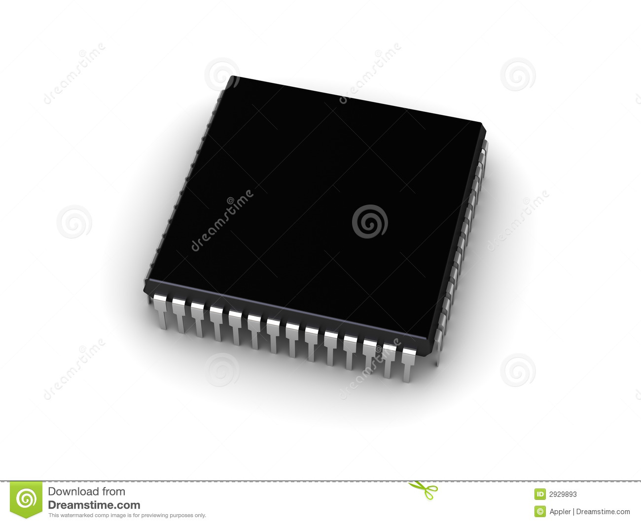 Computer chip (for your text)