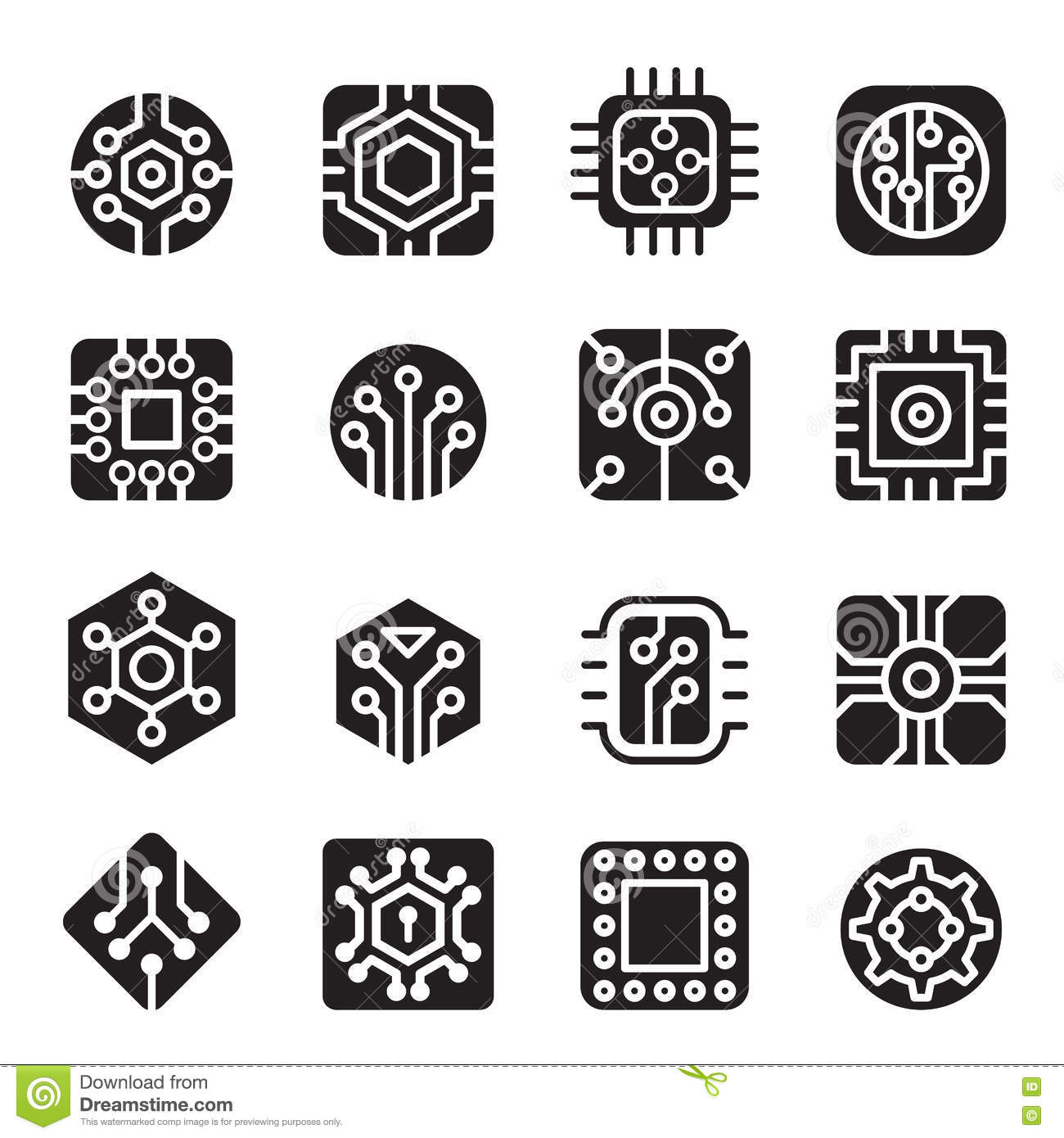 Fancy Electronic Component Symbol Pattern - Wiring Diagram Ideas ...