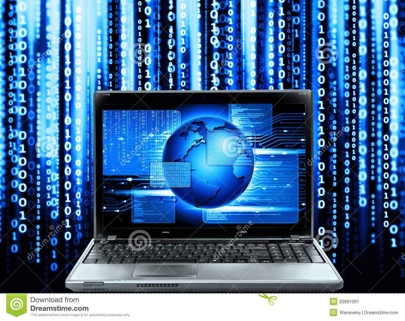 Computer code stock image. Image of data, operation ...
