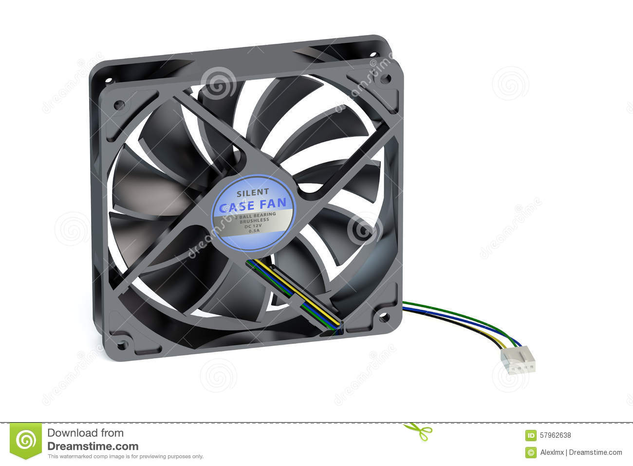 how to put on a stock cpu cooler