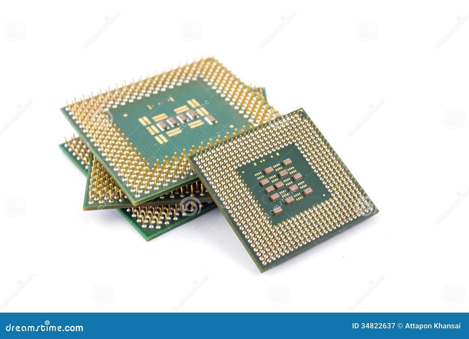 Computer Cpu Image Computer Cpu