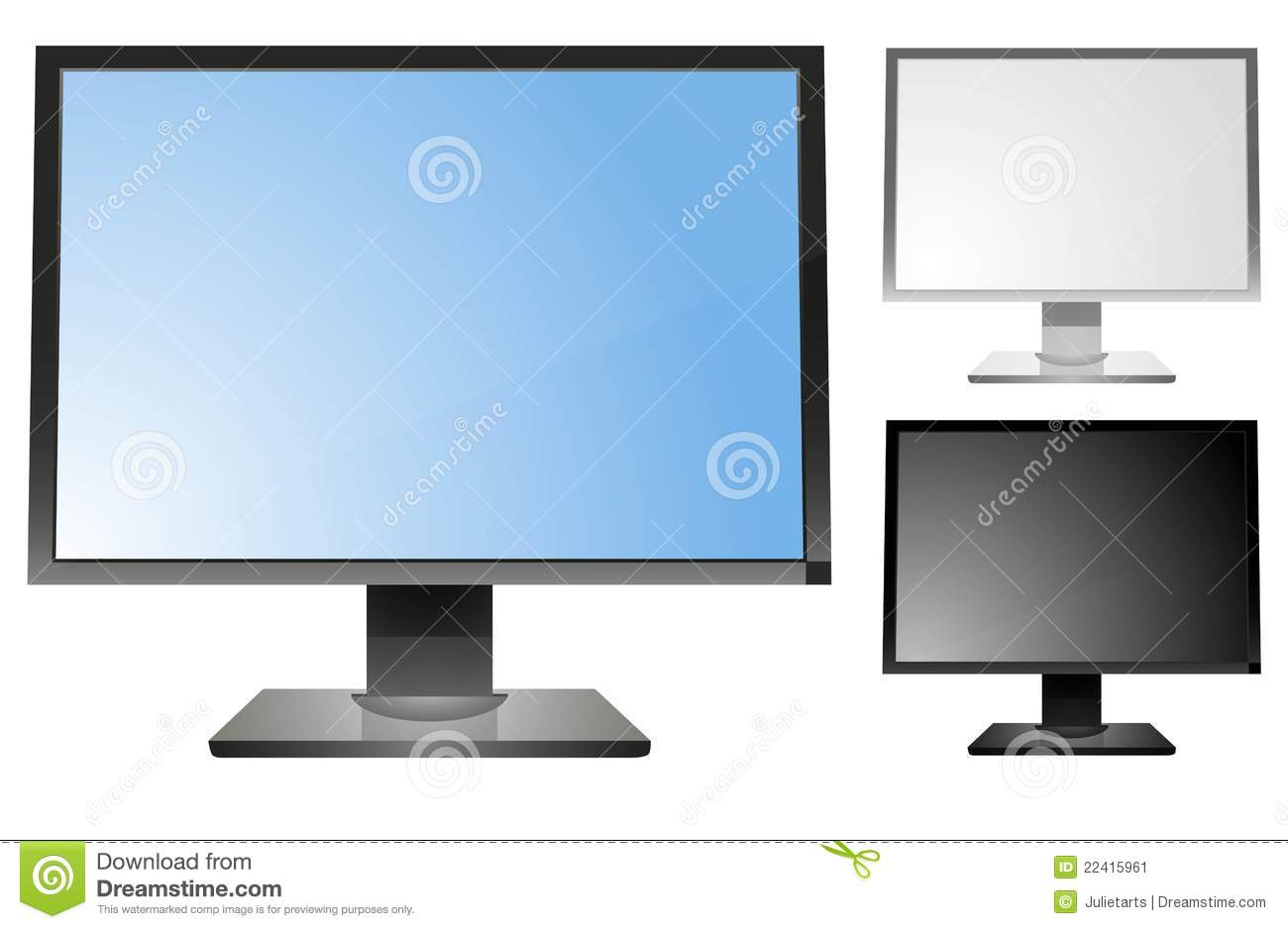 how to change computer display color