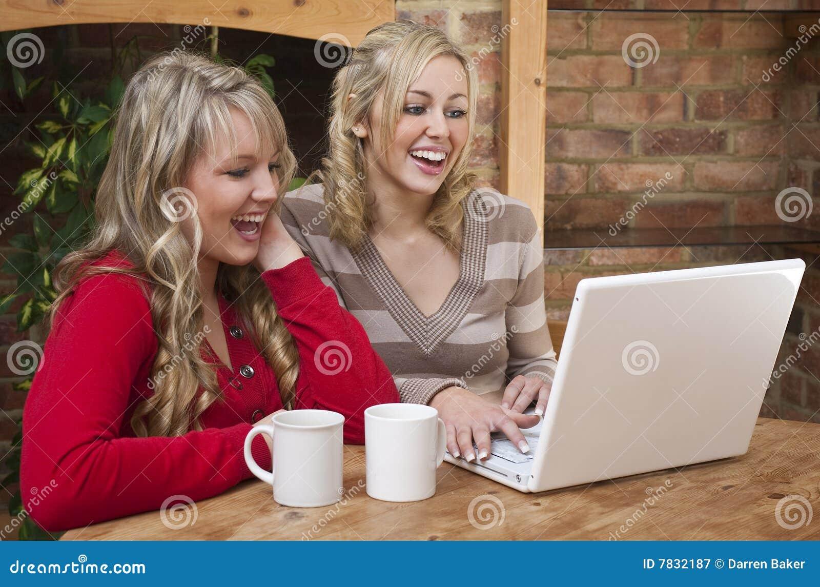 Computer en Koffie
