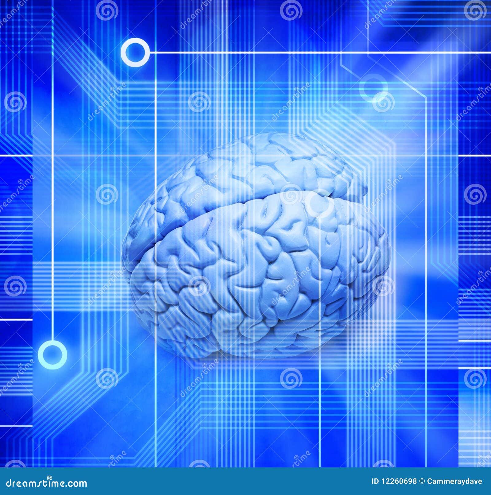 Computer-Gehirn-Technologie