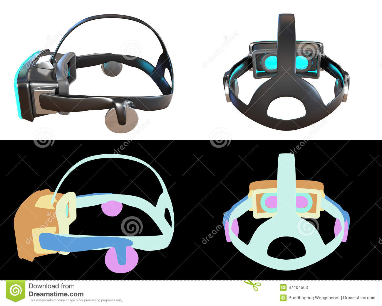 An analysis of the virtual reality concept in computer science