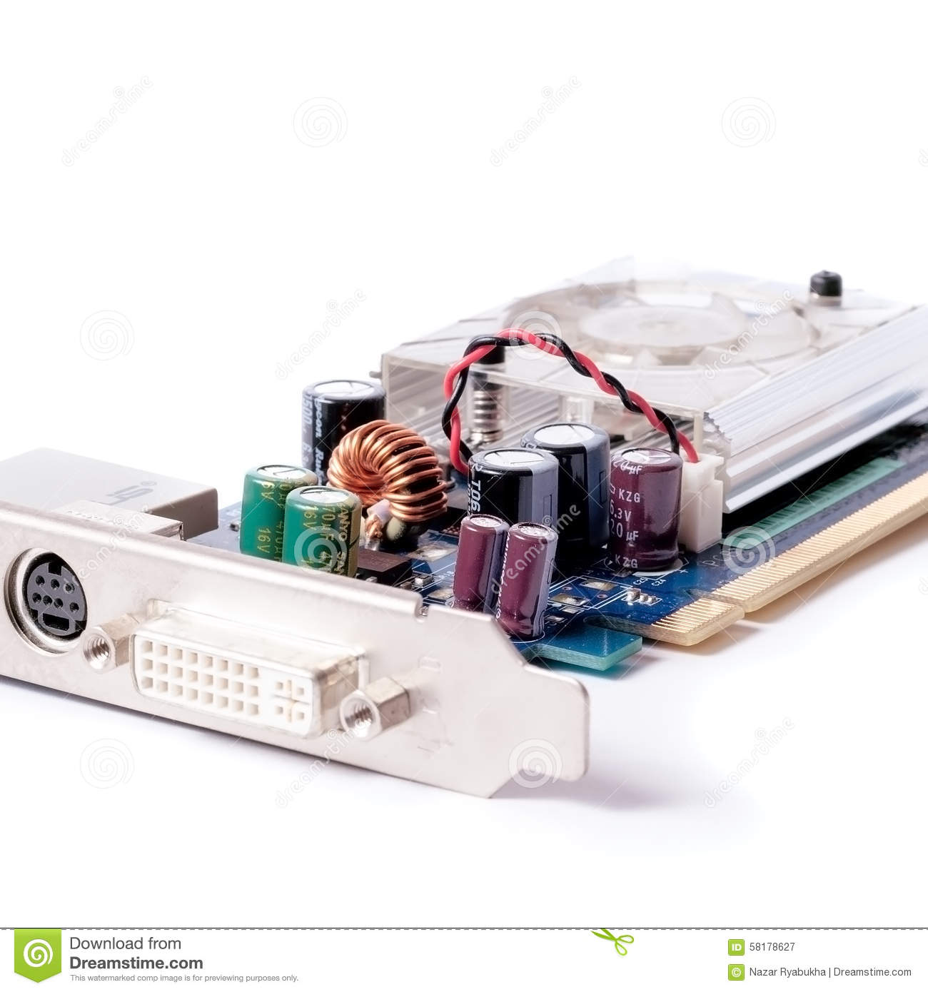 how to find computer graphics card