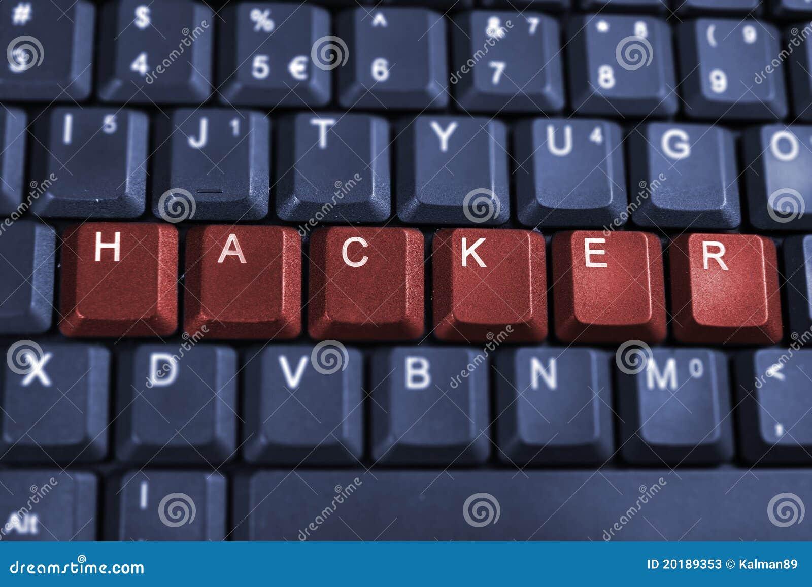 Computer hacker stock image. Image of identity, sign ...