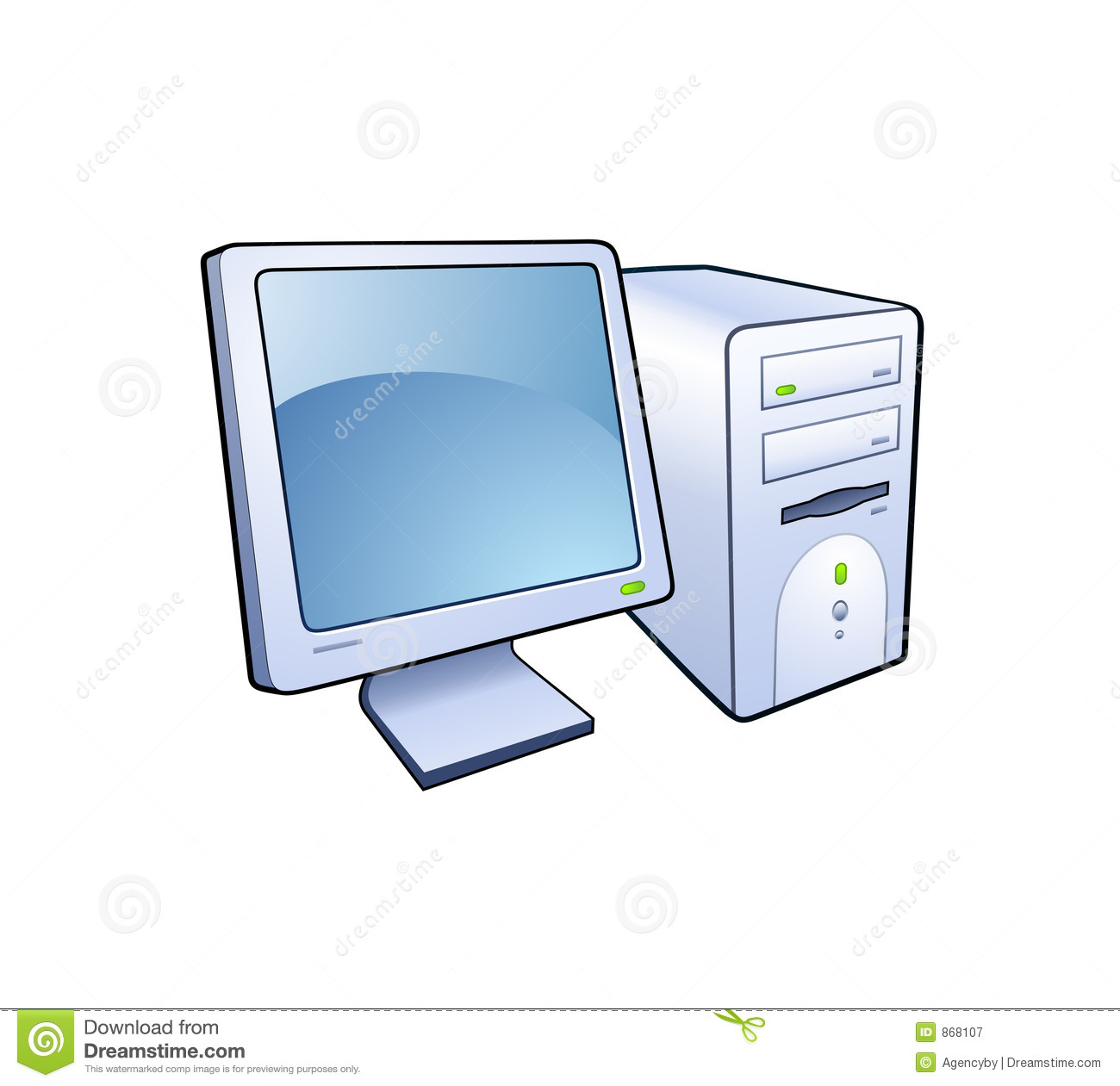 how to put a icon on computer