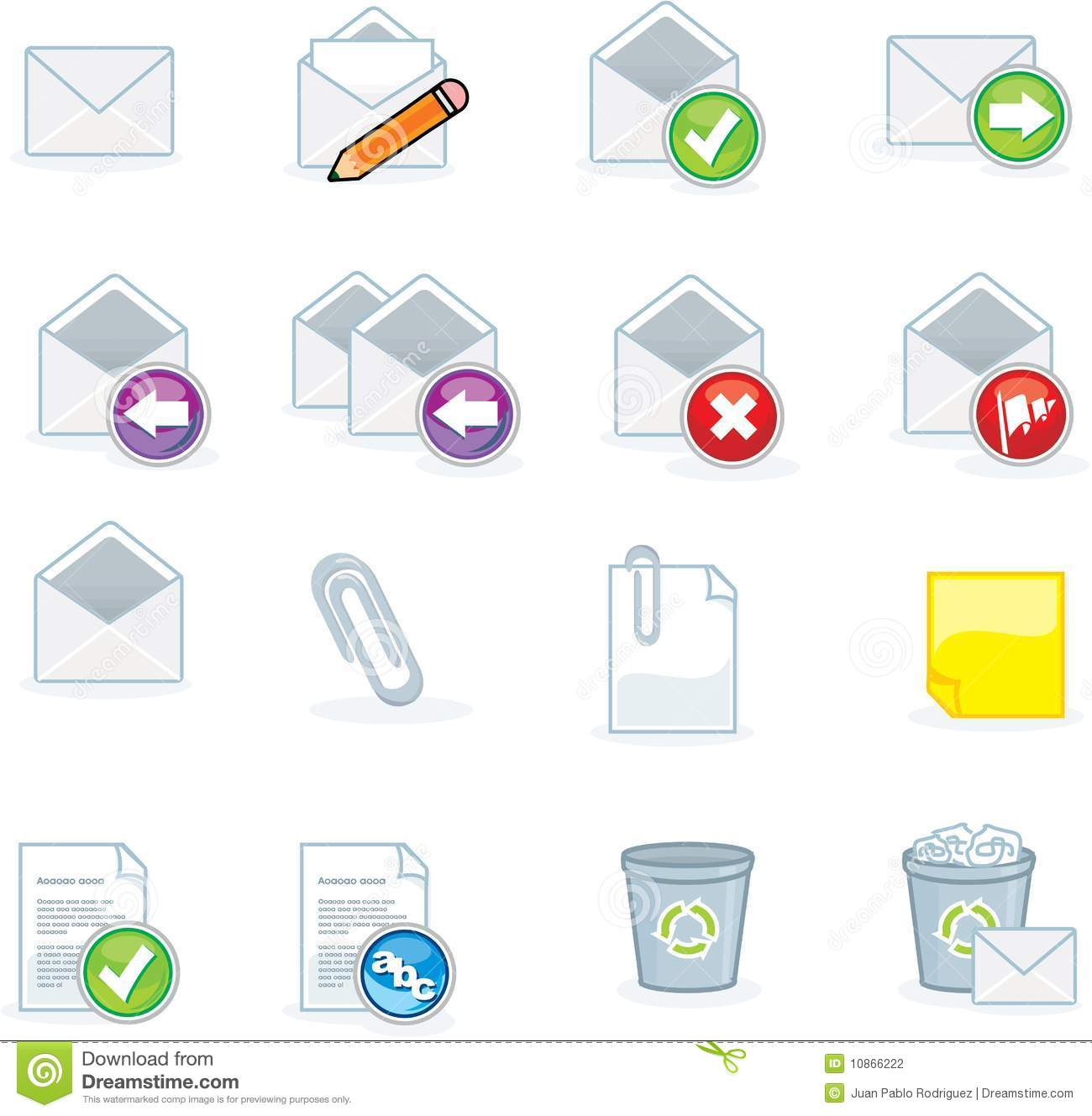Computer Icons Stock Photography - Image: 10866222