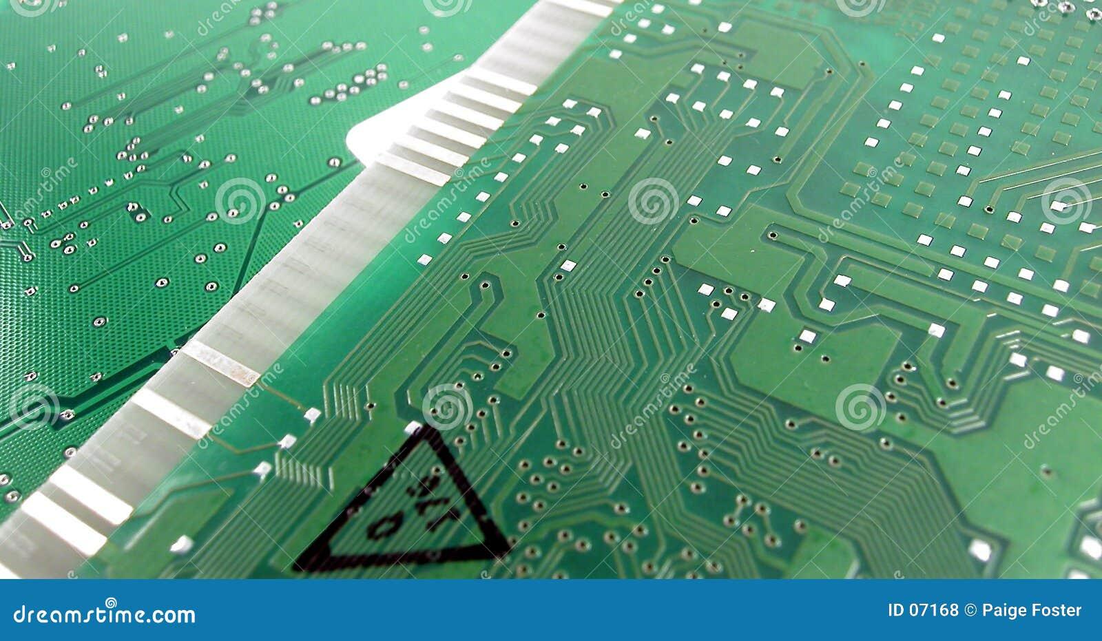 Computer-Karten