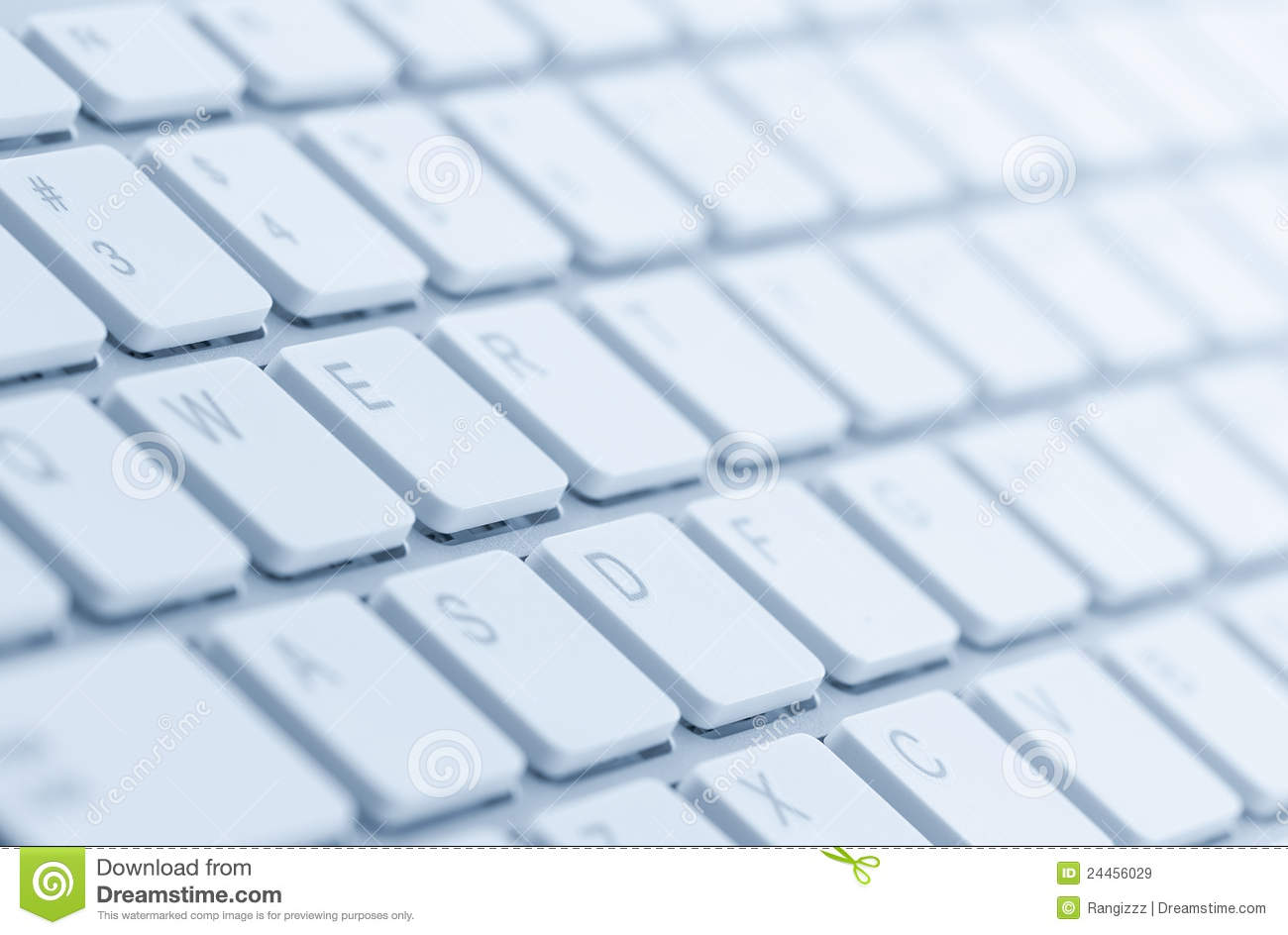 computer keyboard background stock image
