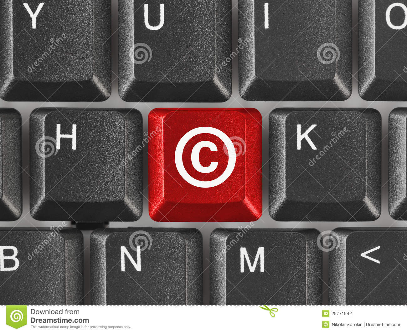 how to create copyright symbol on keyboard