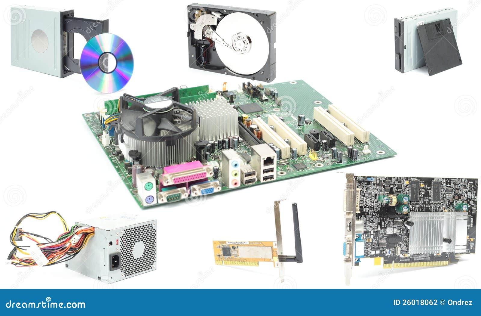Computer mainboard hardware  Hardware