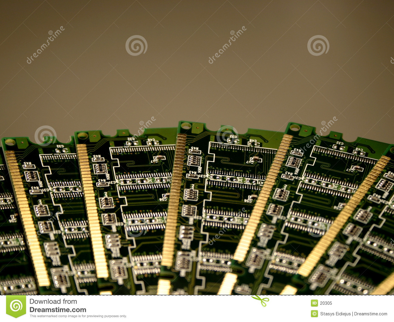 Computer memory modules IV