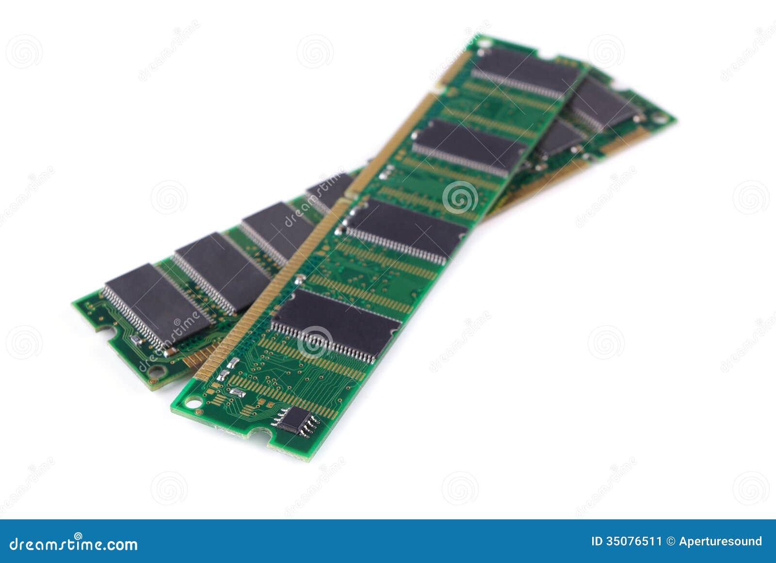 Computer memory ram computer memory