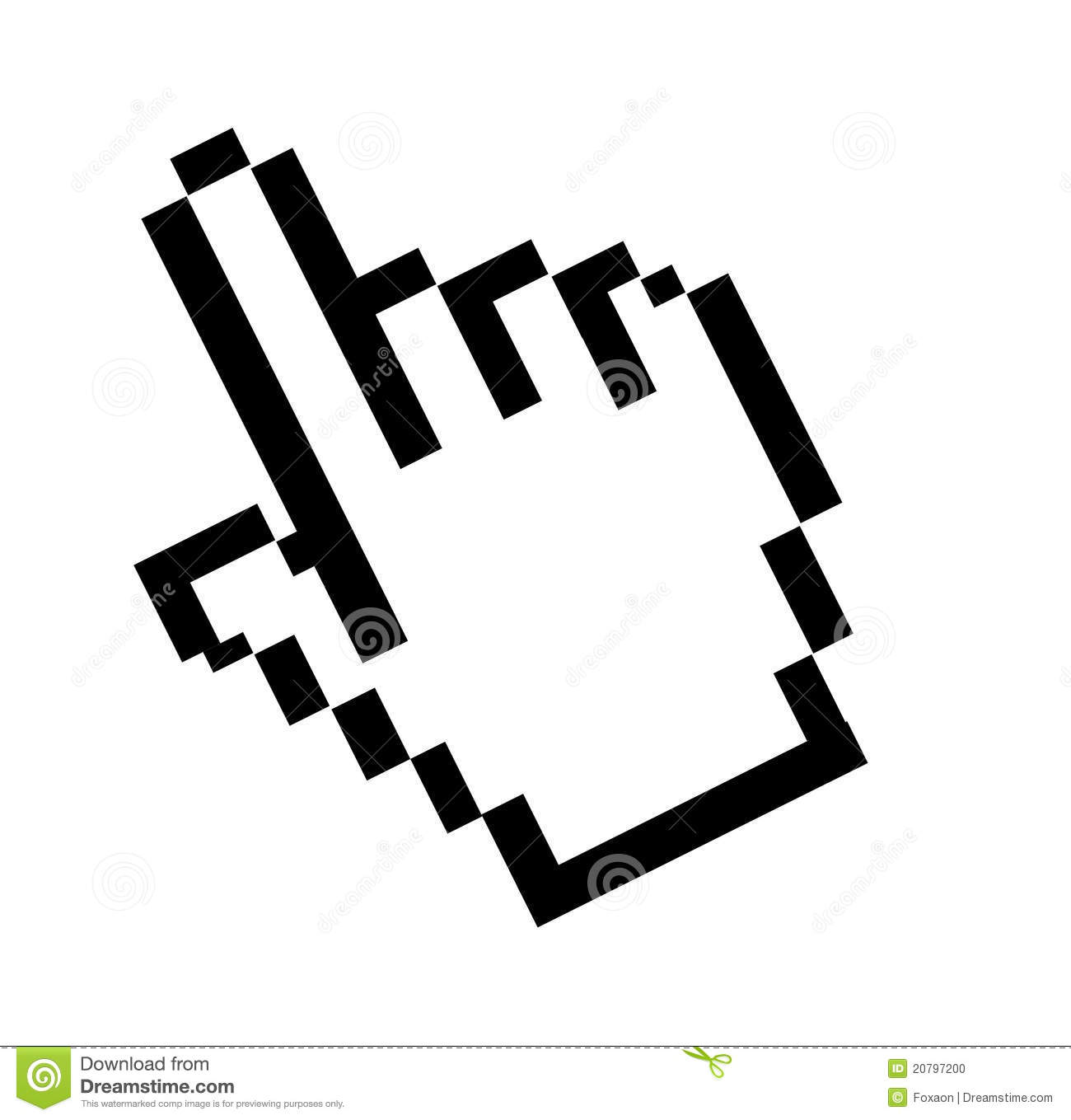 Computer Mouse Pointer Design Download