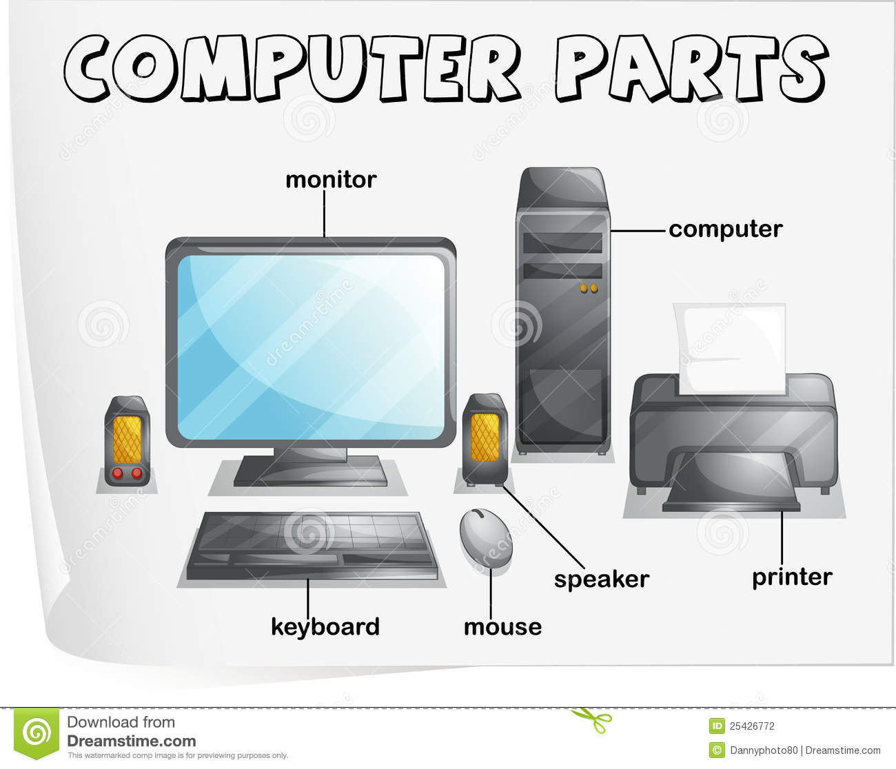Worksheets Computer Lab Worksheets computer lab rules day 1 grades and 2 lessons tes teach done vocabulary worksheet stock images image 27179054