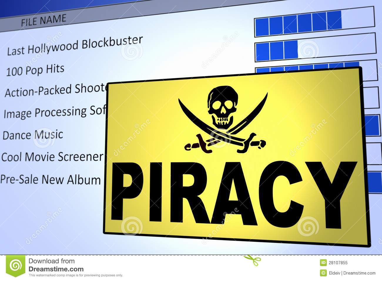 Is illegal downloading really stealing?
