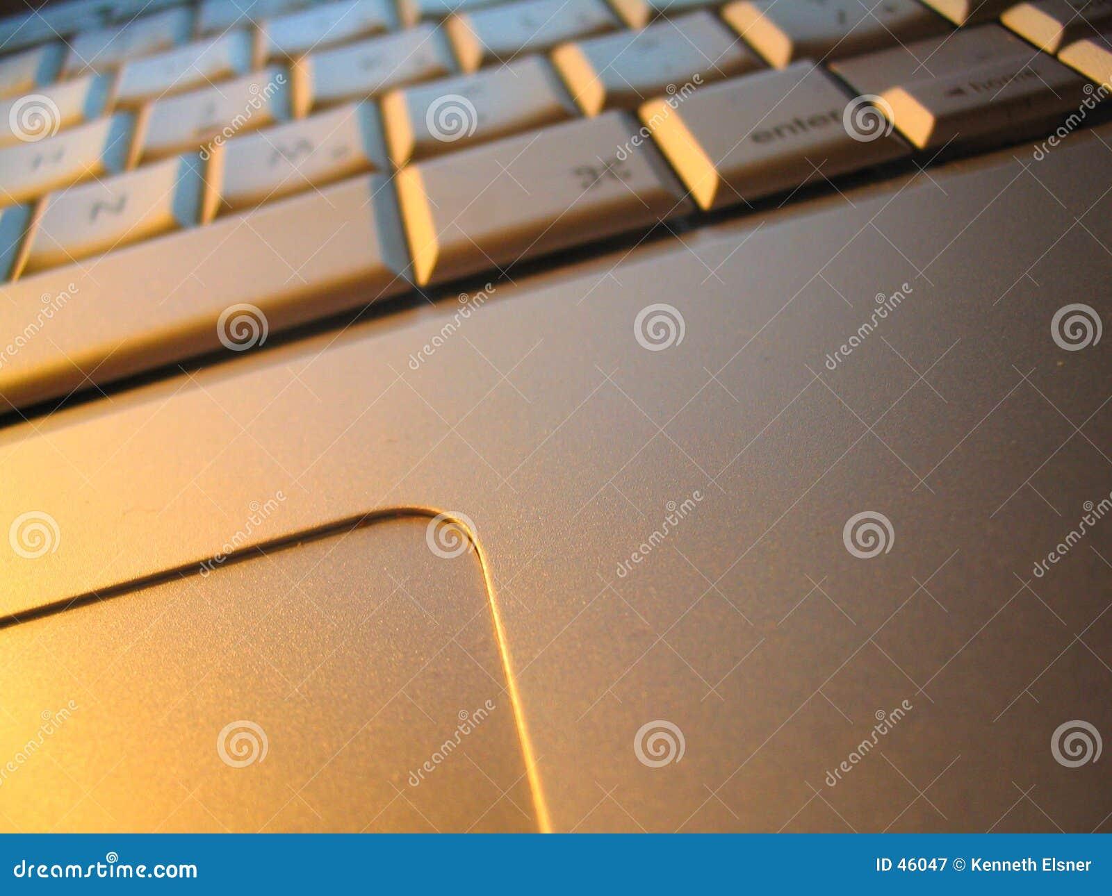 Computer portatile di alluminio