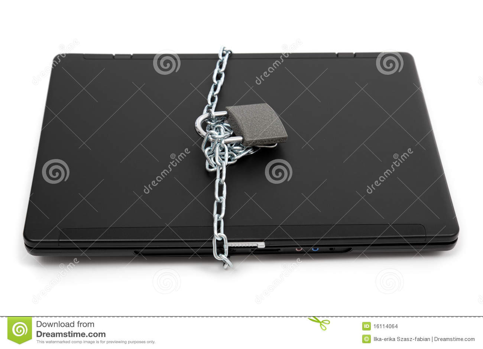 Computer portatile Locked