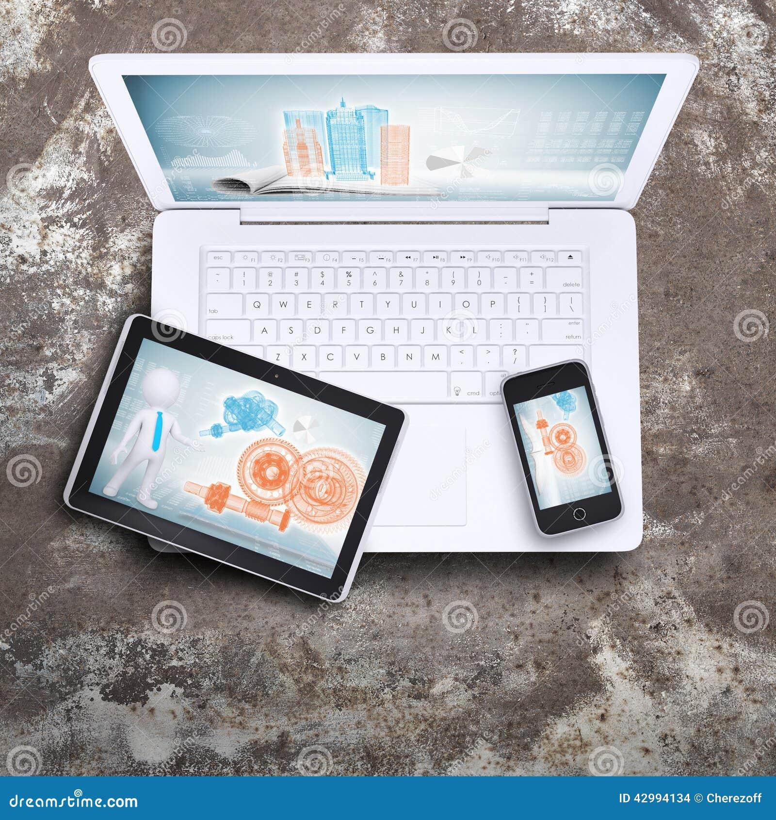 Computer portatile, pc della compressa e Smart Phone