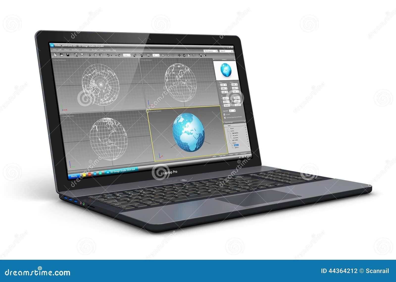 Computer portatile professionale