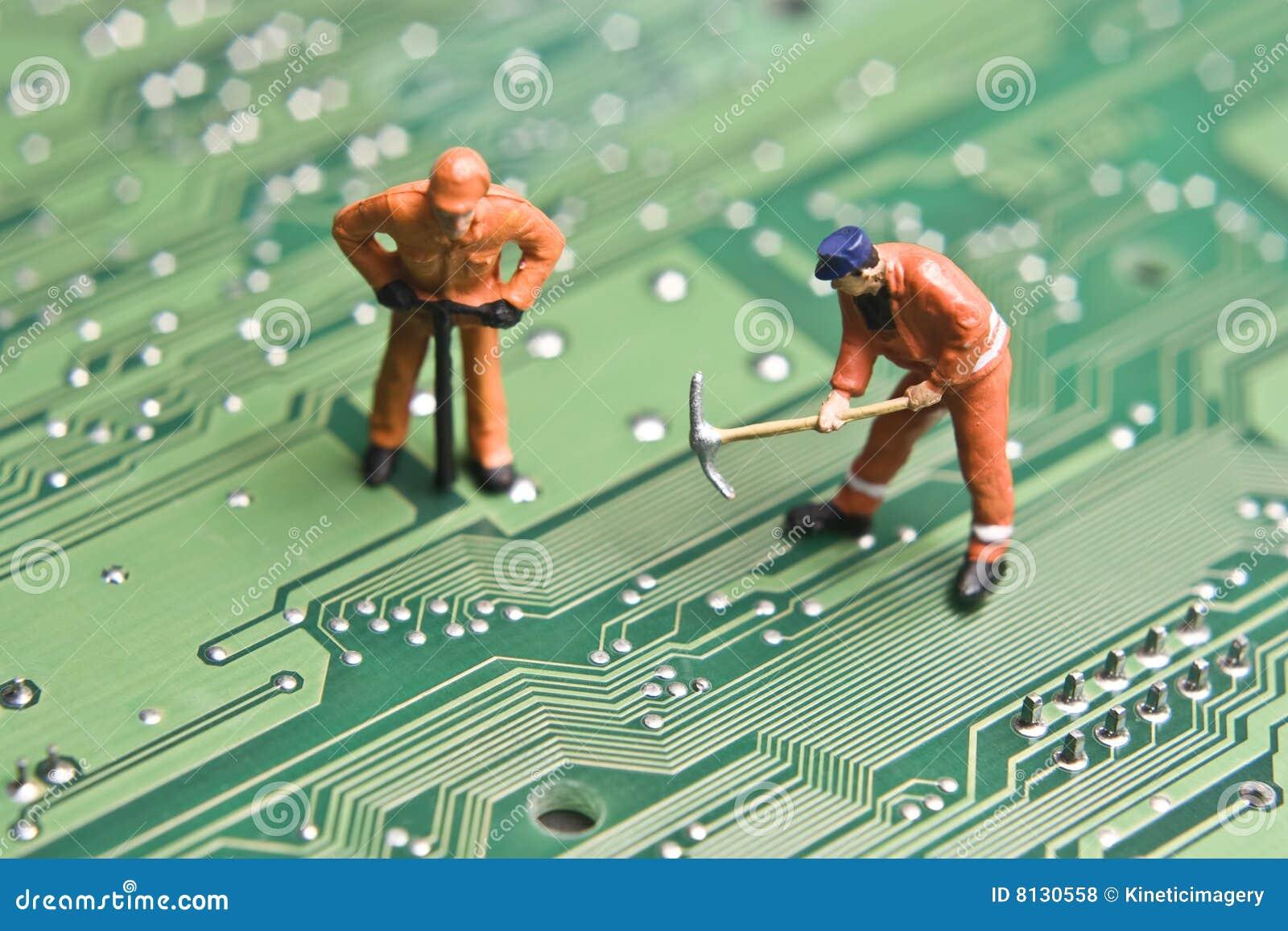 A Sample Computer Repair Business Plan Template